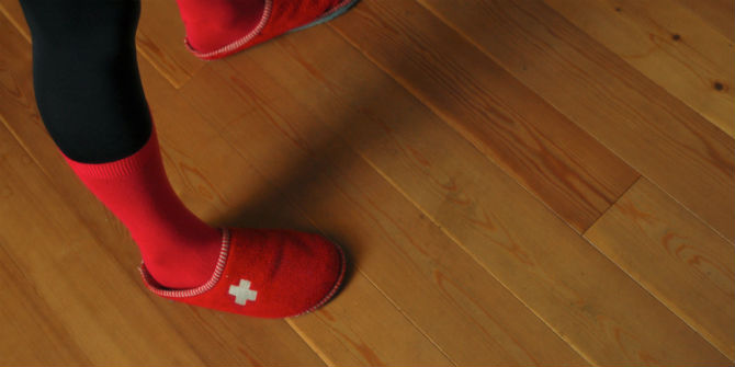 swiss slippers